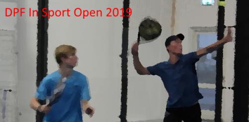DPF In Sport Open Efterår 2019