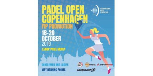 FIP Promotion – Padel Open Copenhagen